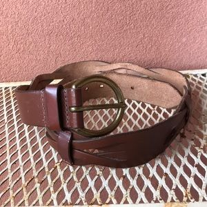 Accessories - Faux Leather Belt
